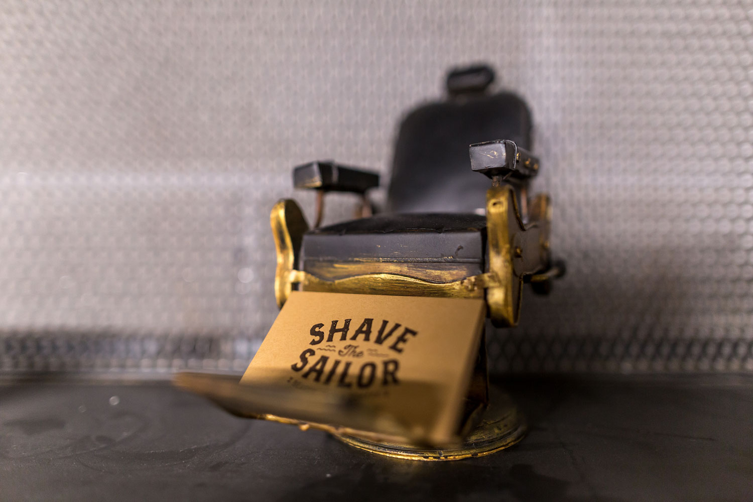 Tarjetas de visita shave the sailor