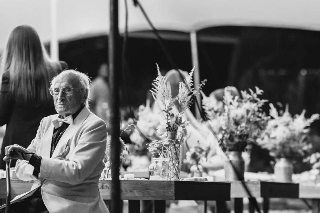 abuelo capturado por fotógrafo de eventos especiales